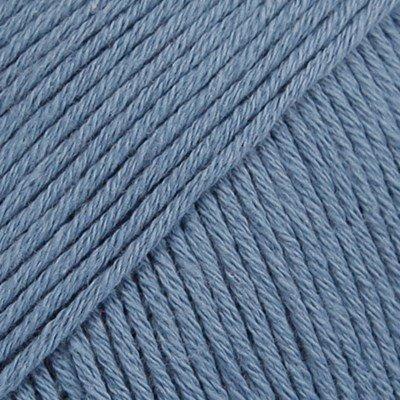 DROPS Safran 06 denimblauw