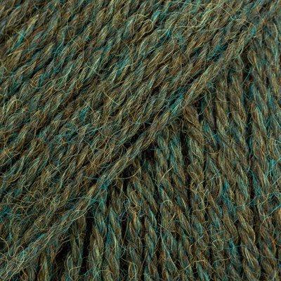 DROPS Alpaca 7815 groen/turkoois mix