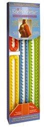 Easy Knitter set met 4 looms lang en breihaak op=op