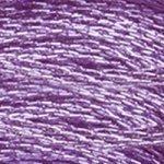 DMC E155 jewel effects - lila