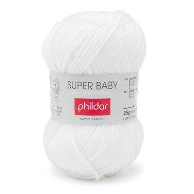 Phildar Super Baby Cygne 0025
