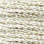 DMC E168 precious metal effects - 5283 wit *
