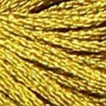 DMC E3852 precious metal effects - 5284 goudgeel *