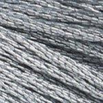 DMC E415 Antique effects - zilverwit *