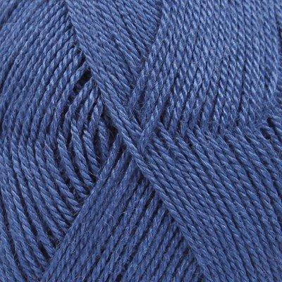 Drops Baby alpaca silk 6935 marineblauw