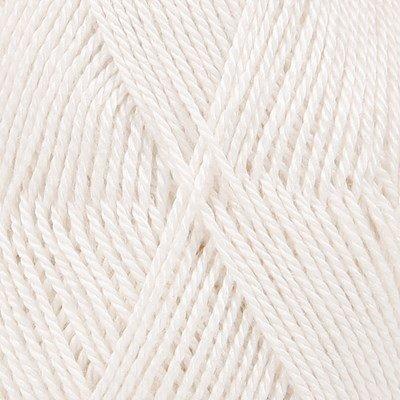 Drops Baby alpaca silk 1101 wit