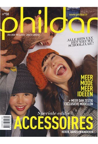 Phildar nr 58 winter 2011 - 2011 accessoires (op=op)
