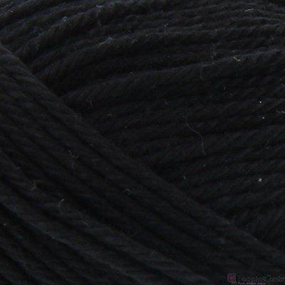 Lammy Yarns Rio 001 zwart