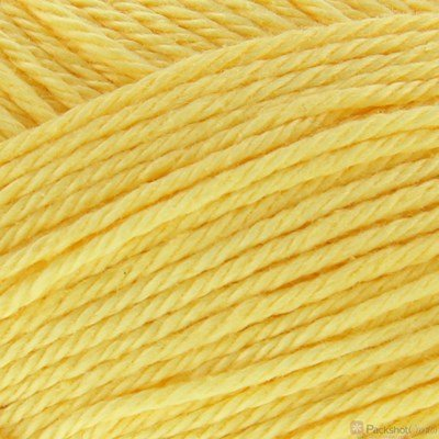 Lammy Yarns Rio 371 vanille geel