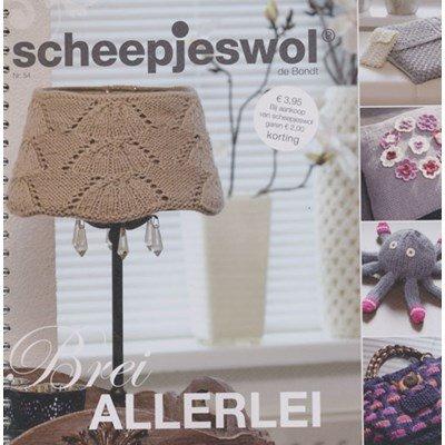 Scheepjeswol magazine nr 54 - breien allerlei