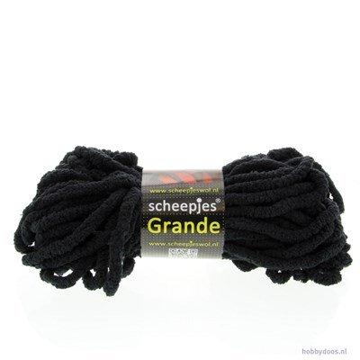 Scheepjes Grande 01 zwart op=op
