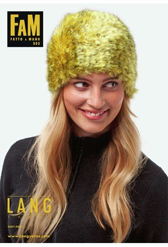 Lang Yarns magazine 203