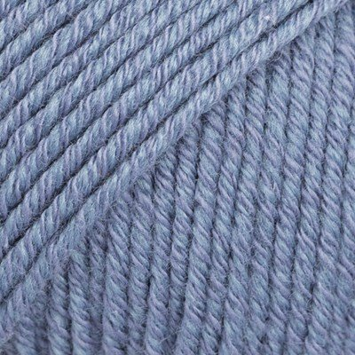 DROPS Cotton merino 16 denim blauw