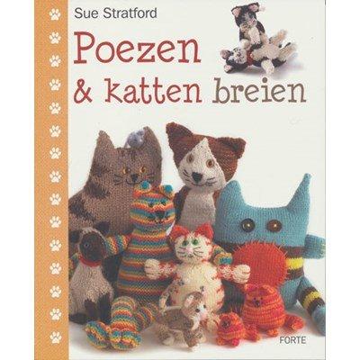 Poezen en katten breien op=op