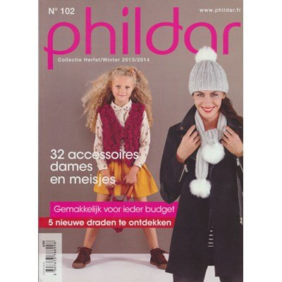 Phildar nr 102 winter 2013-2014 op=op
