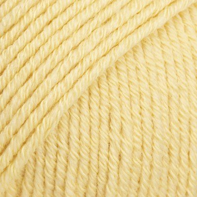 DROPS Cotton merino 17 vanille