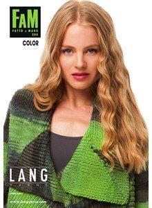 Lang Yarns magazine 204