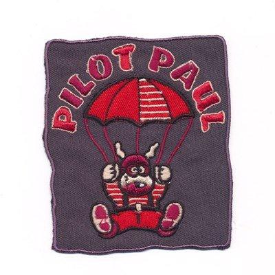 Applicatie 85 a 100 mm Pilot Paul op=op
