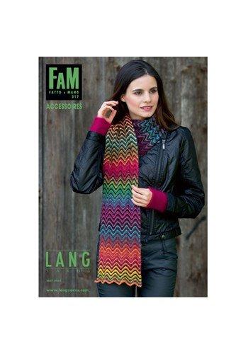 Lang Yarns magazine 217