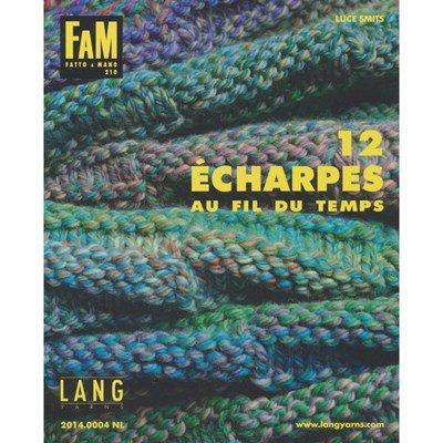 Lang Yarns magazine 210