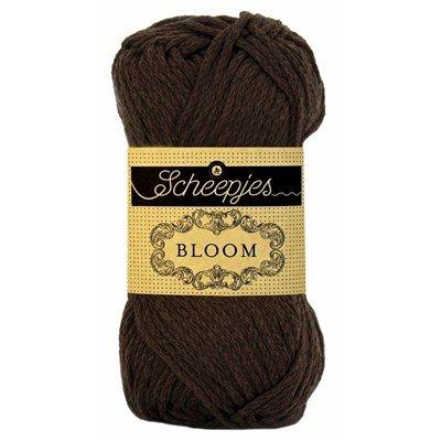 Scheepjes Bloom 401 chocolate cosmos op=op