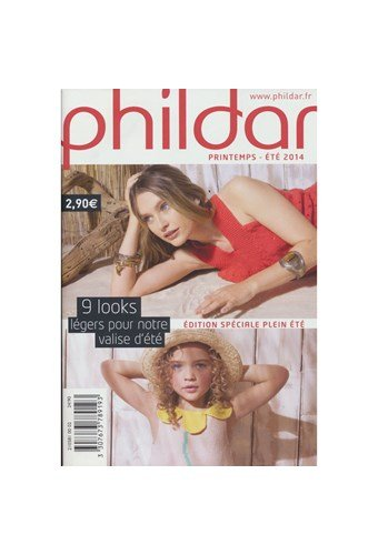 Phildar nr 581 - 9 looks (op=op)