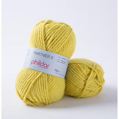 Phildar Partner 6 Souffre 0208 - 1233 op=op uit collectie