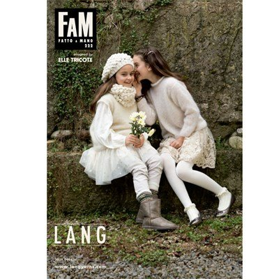 Lang Yarns magazine 222