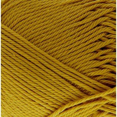 Scheepjes Catona 249 Saffron 25 gram