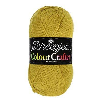 Scheepjes Colour Crafter 1712 Nijmegen - geel groen