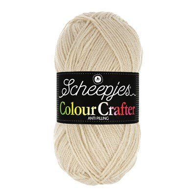 Scheepjes Colour Crafter 1218 Zandvoort - beige *
