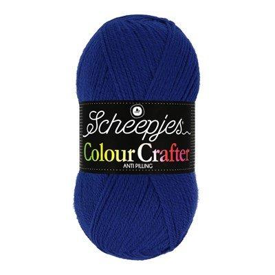 Scheepjes Colour Crafter 1117 Delft - blauw kobalt