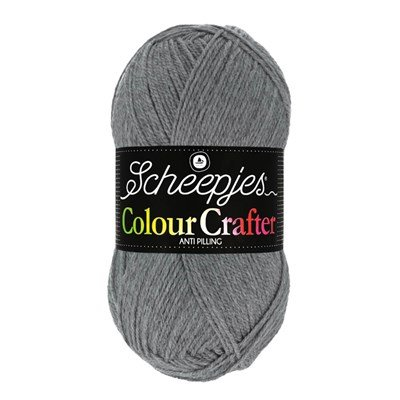 Scheepjes Colour Crafter 1099 Wolvega - grijs midden