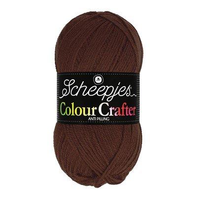 Scheepjes Colour Crafter 1054 Haarlem - bruin
