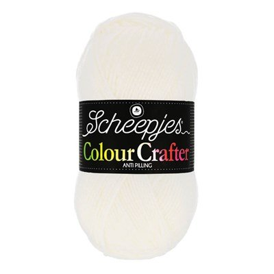 Scheepjes Colour Crafter 1005 Barneveld - wit room