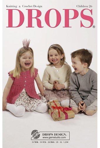 Drops 26 kinderen - maat 86 t/m 140 (op=op)