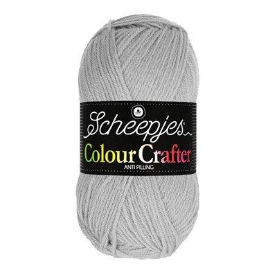 Scheepjes Colour Crafter 2019 Sint Nilaas - grijs zilver