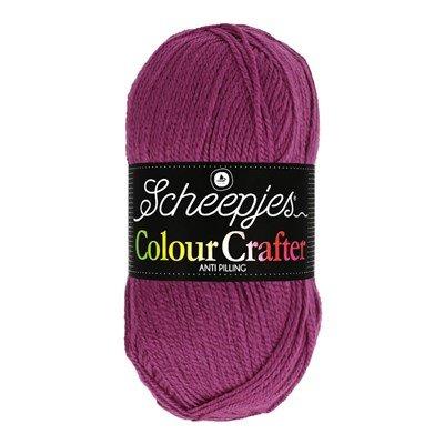 Scheepjes Colour Crafter 1828 Zutphen - roze paars