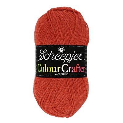 Scheepjes Colour Crafter 1723 Vlissingen - rood bruin