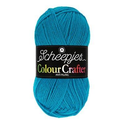 Scheepjes Colour Crafter 2012 Knokke - blauw aqua