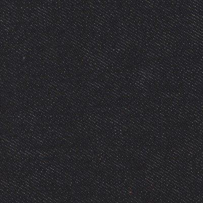 Reparatiedoek opstrijkbaar 7403 spijkerstof zwart 10 x 40 cm