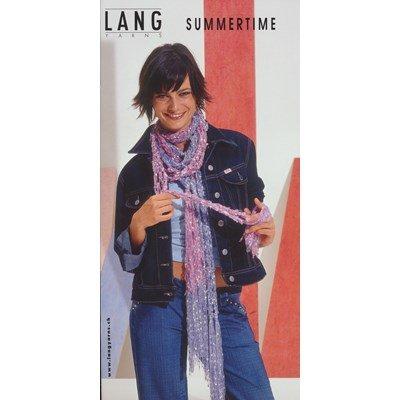 Lang Yarns magazine summertime op=op