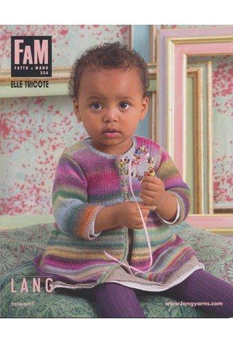 Lang Yarns magazine 234 baby en peuters (op=op)
