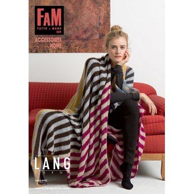 Lang Yarns magazine 239 accessoires en Home