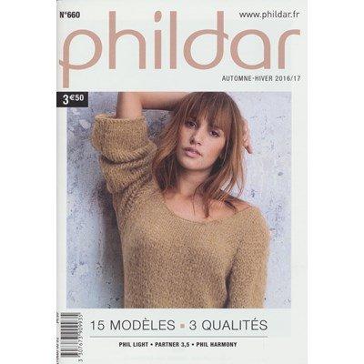 Phildar nr 660 - 15 modellen op=op