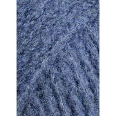 Lang Yarns Cashmere Light 950.0034 jeans blauw