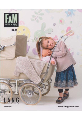 Lang Yarns magazine 240