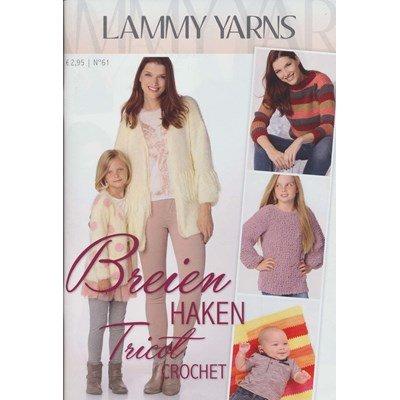 Lammy Yarns magazine nr 61