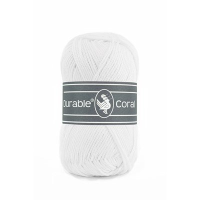 Durable Coral 0310 White