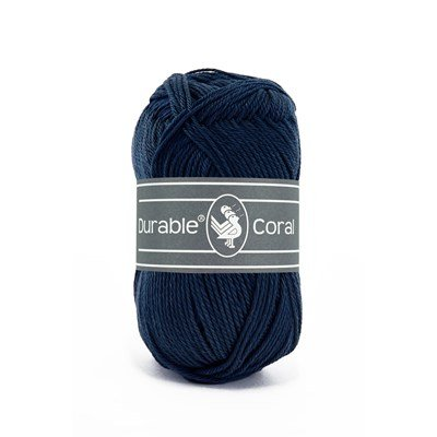 Durable Coral 0321 Navy
